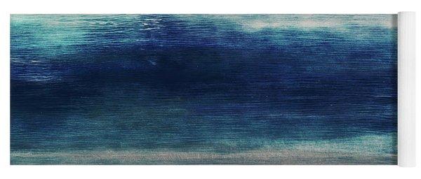 Coastal Escape 2- Art By Linda Woods Yoga Mat