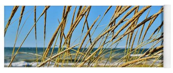 Coastal Relaxation Yoga Mat
