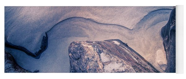 Coastal Rocks Yoga Mat