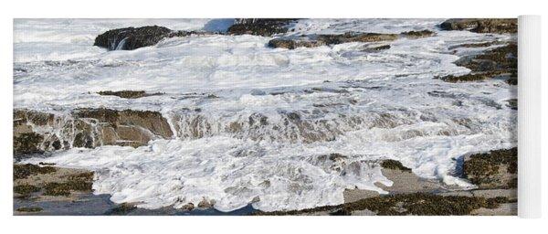 Coastal Washout Yoga Mat