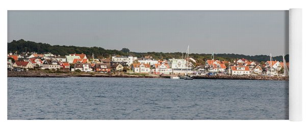 Coastline At Molle In Sweden Yoga Mat