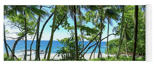 Coata Rica Beach 1 Yoga Mat
