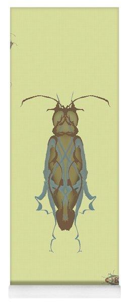 Cockroach Specimen Yoga Mat