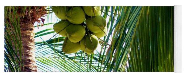 Coconuts Yoga Mat