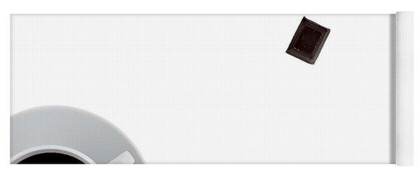Coffee And Chocolade Yoga Mat