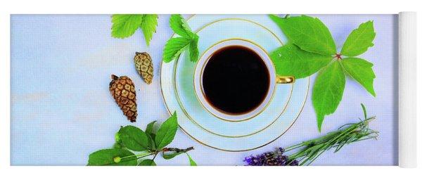 Coffee Delight Yoga Mat