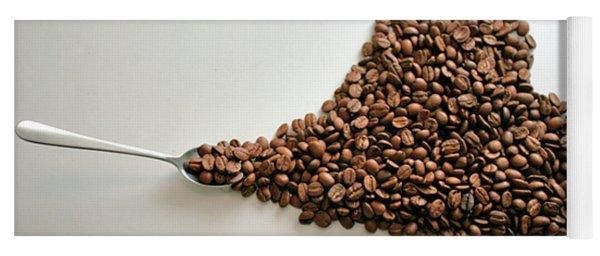 Coffee Lover Yoga Mat