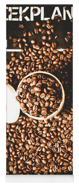 Coffee On The Menu Yoga Mat