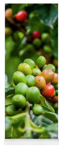 Coffee Plant Yoga Mat