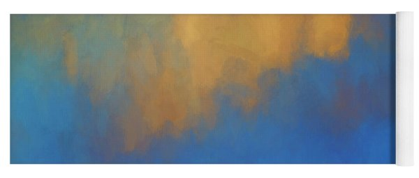 Color Abstraction Lvi Yoga Mat