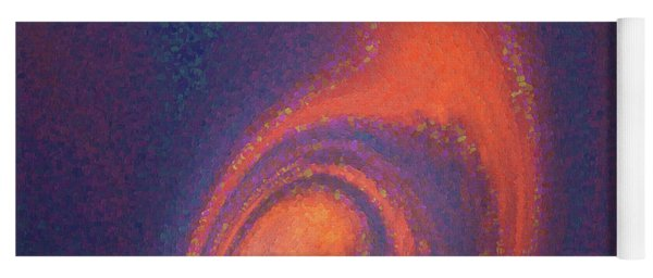 Color Abstraction Xlii Yoga Mat