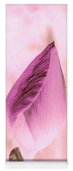 Color Trend Flower Bud Yoga Mat