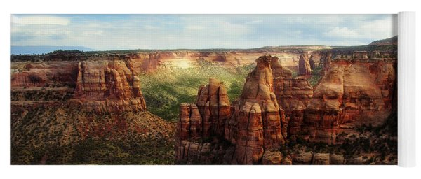 Colorado National Monument Yoga Mat