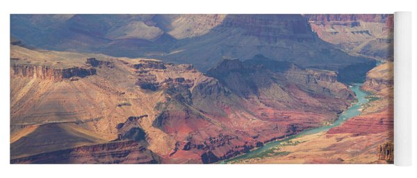Colorado River Grand Canyon  Yoga Mat