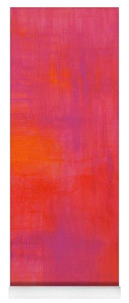 Colors Of Love Yoga Mat