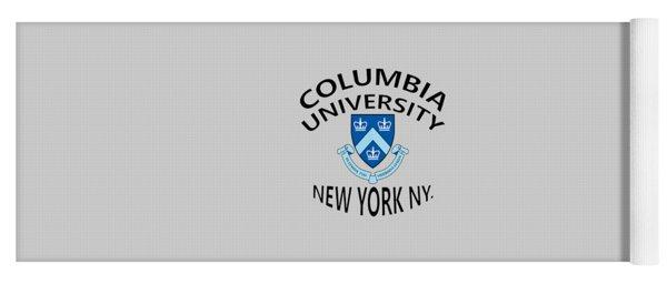 Columbia University New York Yoga Mat