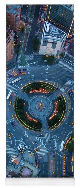 Columbus Circle Yoga Mat