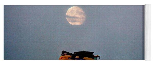 Combine Moon Yoga Mat