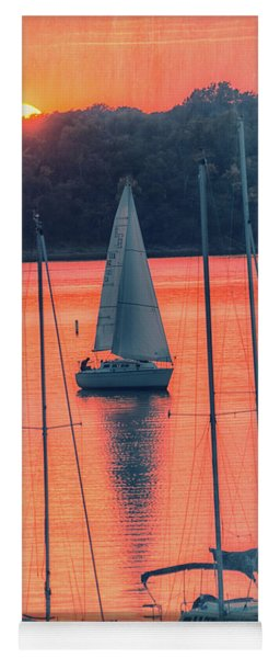 Come Sail Away Yoga Mat