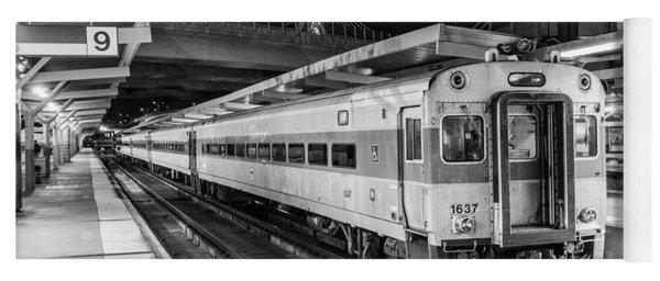 Commuter Rail Yoga Mat