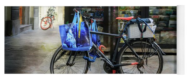 Commuter Shopping Bicycle Yoga Mat