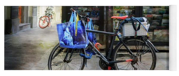 Commuter Shopping Bicycle Yoga Mat