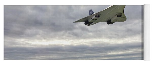 Concorde - High Speed Pass Yoga Mat