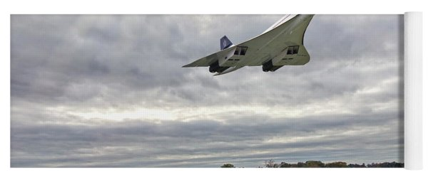 Concorde - High Speed Pass_2 Yoga Mat
