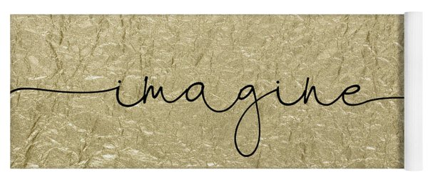 Yoga Mat featuring the photograph Conjure Up by Jamart Photography