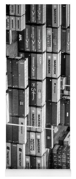 Container Library Yoga Mat