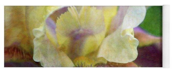Cool Toned Purple Iris 0319 Idp_3 Yoga Mat