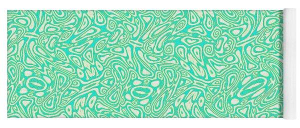 Cool Waters -02- Yoga Mat