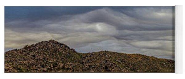 Copycat Clouds Yoga Mat
