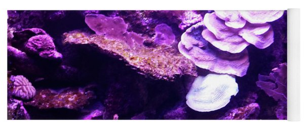 Coral Art 5 Yoga Mat