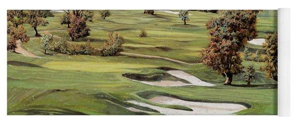 Cordevalle Golf Course Yoga Mat