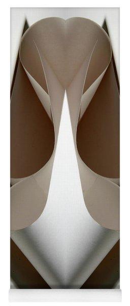 Cornered Curves Yoga Mat