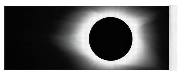 Totality 8-21-2017 Yoga Mat