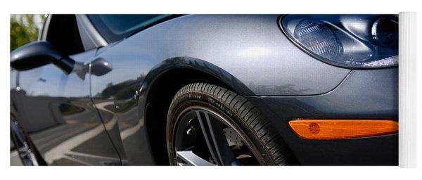 Corvette Racing Yoga Mat