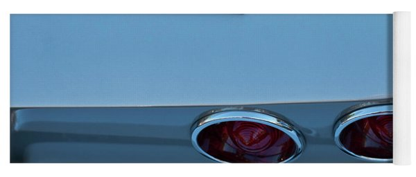 1967 Corvette Sting Ray Yoga Mat