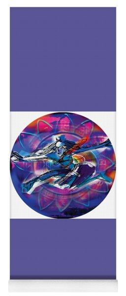Cosmic Shiva Speed Yoga Mat