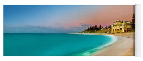 Cottesloe Beach Sunset Yoga Mat