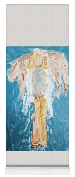 Country Angel Yoga Mat