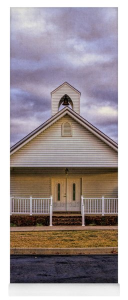 Country Church Yoga Mat