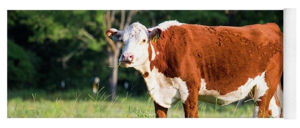 Cow #1 Yoga Mat