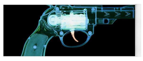 Cowboy Gun 001 Yoga Mat