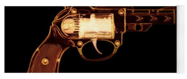 Cowboy Gun 002 Yoga Mat