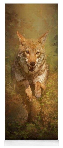 Coyote Energy Yoga Mat
