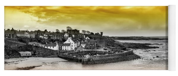Crail Harbour Yoga Mat
