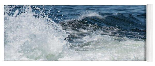 Crashing Surf Yoga Mat