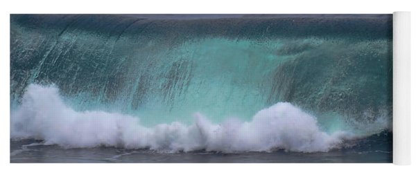 Crashing Wave Yoga Mat
